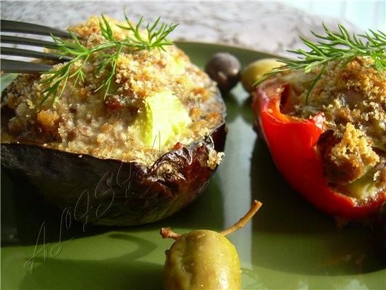 Давно наметила себе рецепт с баклажанами от гурру кулинара Сталика , пока лето и есть все овощи рек...