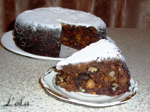 Принесла вам мой любимый английский кекс Рецепт: - 200 гр муки - 350 гр сахара - 3 яйца - 175 гр ра...