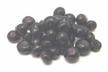 Черника -2 (huckleberry) Похожая на чернику, ягода