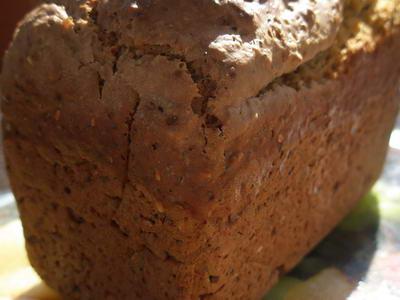 Рекламирую очень интересный Содовый хлеб с орешками, маком и кунжутом Рецепт нашла на этом сайте Мо...