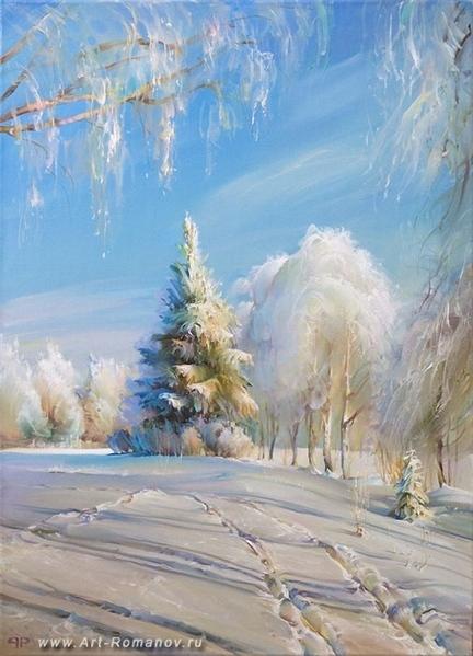 ух ты, надо же как здорово,первая мне больше нравится колоритная А у нас сегодня снег вот Ну и натю...