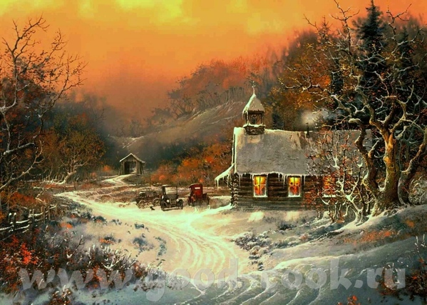 Зимняя сказка- oдно из самых красивых времён года Ted Blaylock Sam Timm Randy Van Beek Richard B...