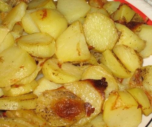 Картошка запеченая в молоке - 2
