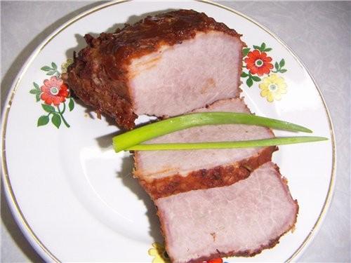Нелли, спасибо за Свинину, запеченную в соусе из томатного сока и за Картофель, запеченный с розмар...