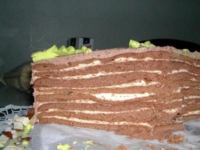 Торт, который очень давно хотела сделать