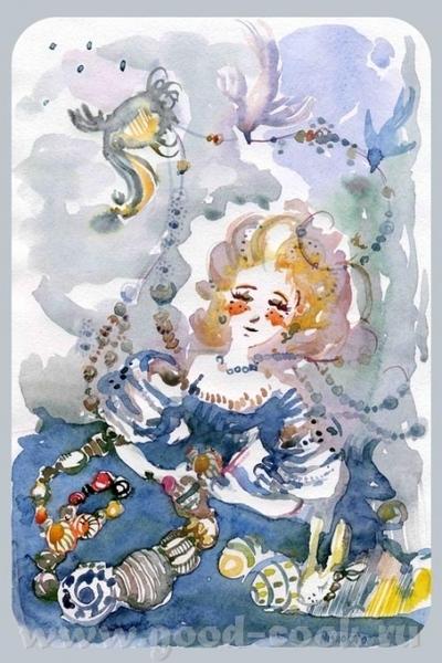 16 ноября День нанизывания бисера Плетение бисерных узоров - занятие кропотливое