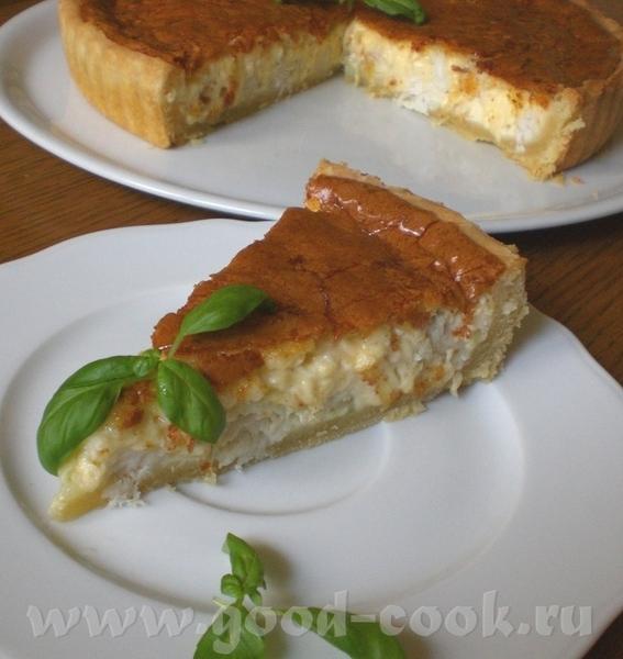 Пирог с рыбной начинкой - 2