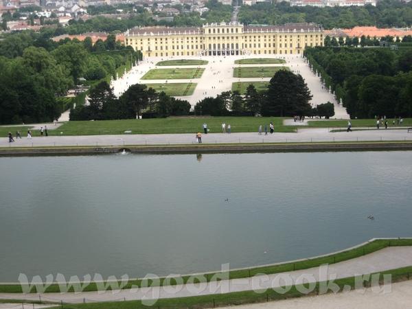 Очень понравилось в Шонбрунне - летней резиденции Габсбургов - 2