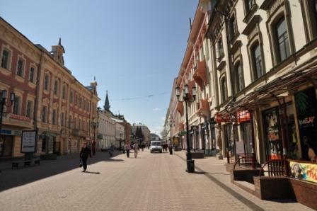 Пешеходная улица - 2