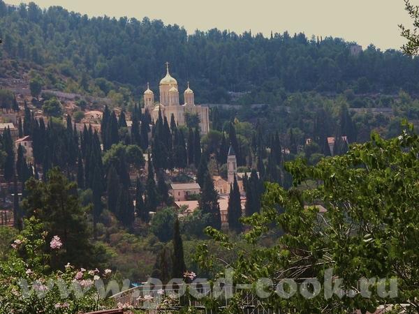 А монастырь был прямо над нами и слепил золотом своих куполов - 2