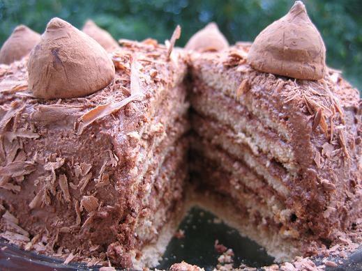 торт трюфельный от Мишель оригинал еще примечания тут - 2