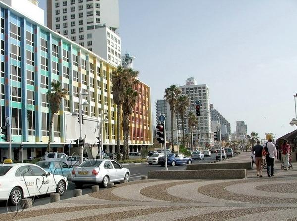 Тель-Авив город контрастов - 2