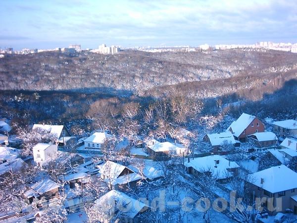 И у нас красота зимняя - 4