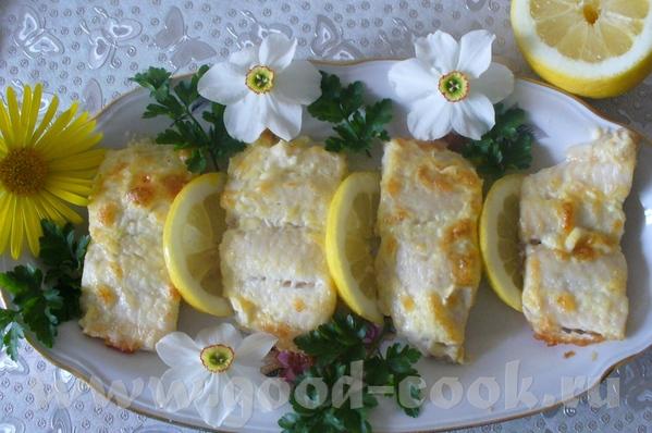 Филе полосатого сомика в духовке Это очень нежная и вкусная рыбка, мяско тает во рту - 2