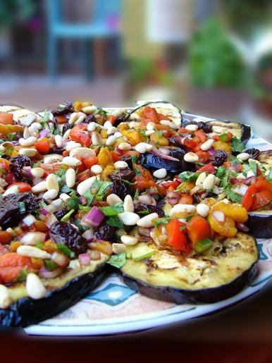 Принесла вам еще один салат-овощное блюдо от , нашла его у Карины на форуме и вчера приготовила
