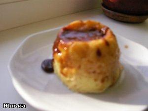 Трёхминутная запеканка с карамельной гразурью: Понадобиться: Тесто: творог не рассыпчатый (у меня б...