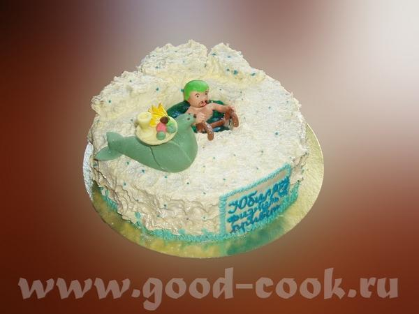 Торт изящен своей простотой