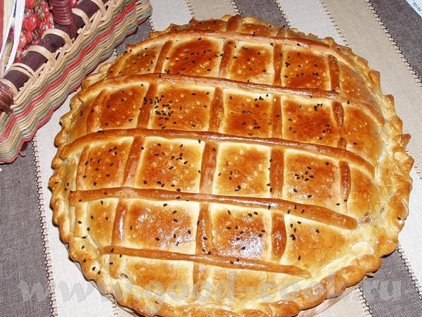 Пирог с баклажанами,грибами и капустой Тарталетки с брокколи и грибами Киш с цветной капустой и каб... - 5
