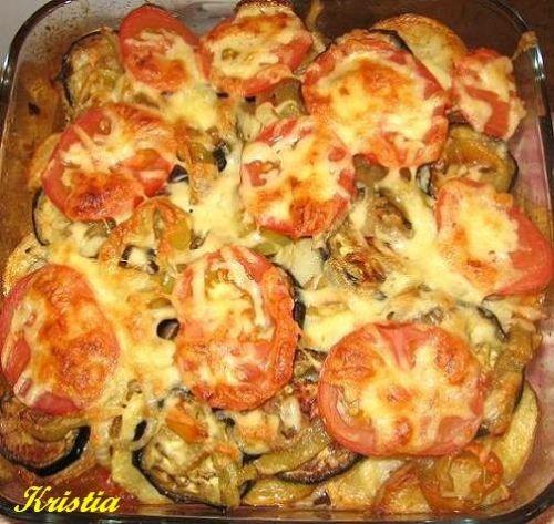 В понедельник готовила Кюфту с овощами в духовке, должна сказать что получилось очень, очень вкусно
