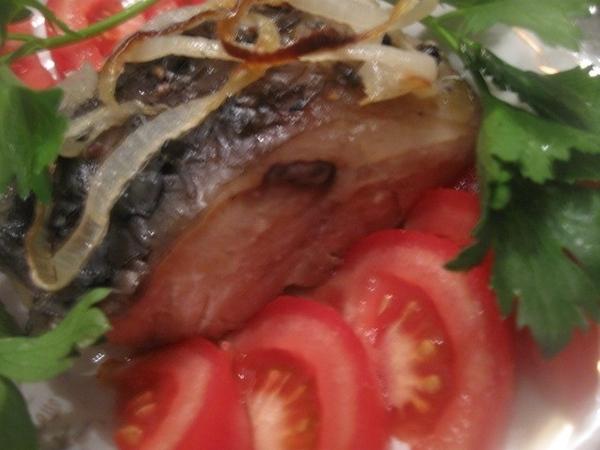 Вкусная рыбка - 2