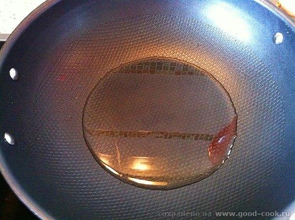 Рецепт прост: обжариваем картофель целиком, вынимаем откладываем посыпаем солью; обжариваем мясо, солим мясо и посыпаем... - 5