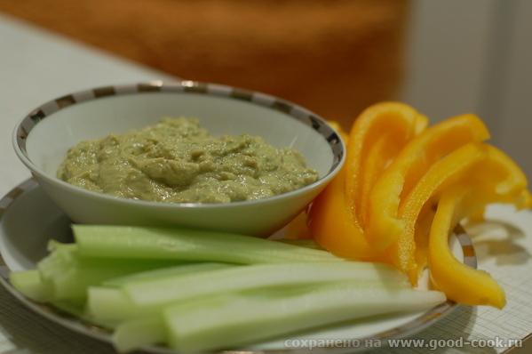 Проект 50 лакто-вегетарианских блюд из 25 замечательных продуктов 2: Авокадо 2/2/4 Чатни из авокадо...
