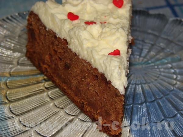 Финиковый торт со сливочным кремом Автор :: Yelena, с cook-talk Слова автора: •--- Торт --- •500 гр...