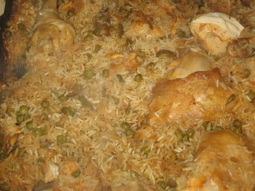 Ароматная курица с салатом из перцев И это наш пятничный ужин: Все рецепты ЗДЕСЬ - 8