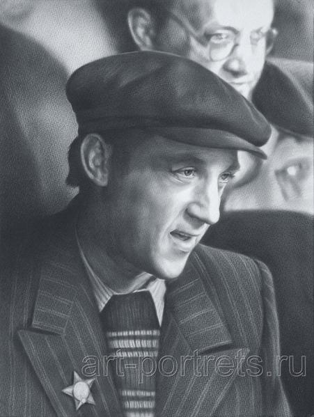 Портреты знаменитостей, вторая серия - 6