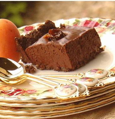 Бархатный Шоколадный Тарт с Черносливом ot Belochka - 3