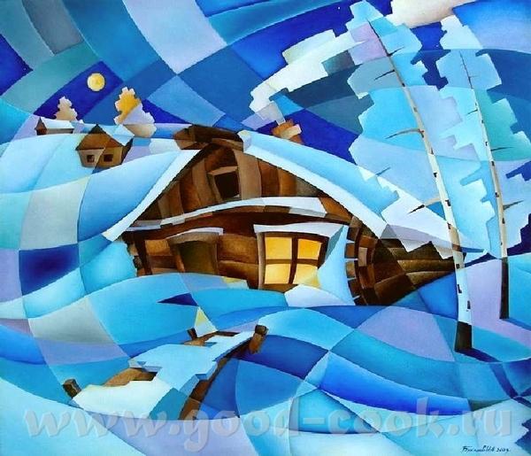 Очень xороший подарок дочкам вы сделали Это художник Джим Уоррен- Jim Warren ======================... - 8
