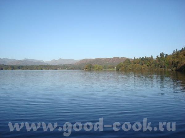 отчитываюсь о поездке в Озерный край (Lake District) в пятницу рано утром выехали мы, взяли курс на...