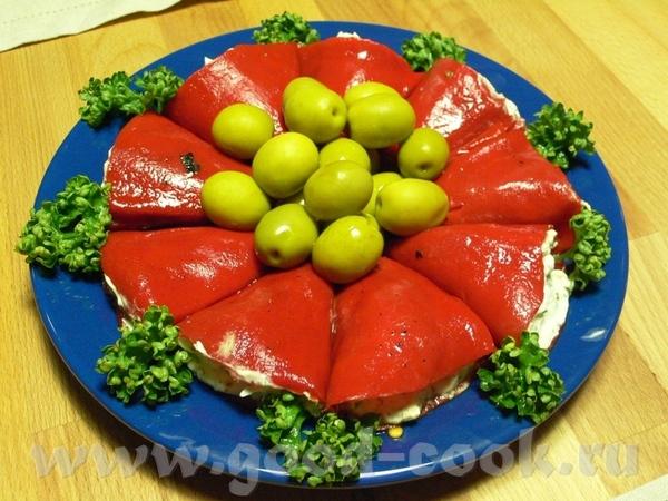 Были у нас недавно гости, и делала я для них ужин в испанском стиле - 3