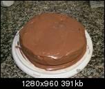 Девченки я к вам за советом это вот мой киевский торт(по рецепту от Веры Линецкой): но он почему-то...