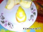 Сайт Поварёнок Листики из яблок От Украсит не только фруктовое ассорти, но и любое блюдо Ингредиент... - 9