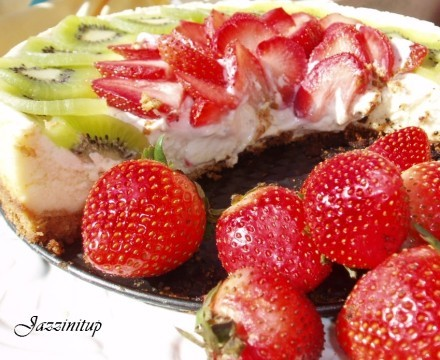 Свинина Адобо Салатик с манго и авокадо (обогаш`аемся витамином Е ) Чизкейк - 3