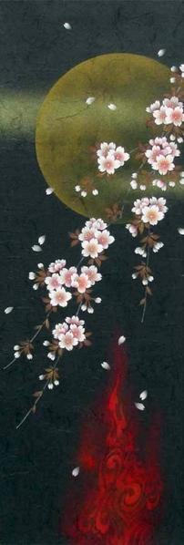 Kрасивие японские картины для идей Интересно Mandala- сакральные картины Дианы Фергюсон Картины на... - 3