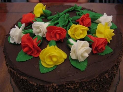 У всех тортики очень красивые - 9