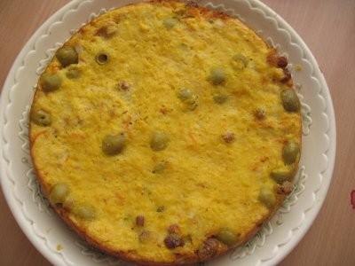 А у нас сегодня Чилийский кукурузный торт с цыпленком и оливками от Идеально для мультиварки