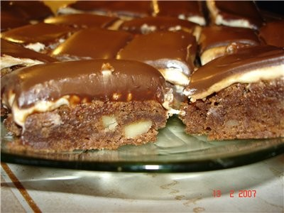 Большое спасибо за рецепт, Вике-SeraFime и всем , кто пек тортик Кодрыт-кадыр и добавлял свой комме... - 3