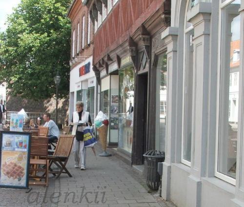 Прогулка по улочкам старого города - 7