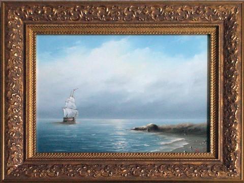 . Обещанные видео уроки Морской пейзаж 1. 2. 3. 4. Урок дедульки Гарри. Урок 5 С 4 2010г ссылка...