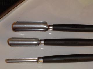 5.Три овальных карбовочных ножа применяются,если Вам нужен орнамент с округлыми срезами