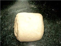 Очень вкусный хлеб с пористым мякишем и хорошей, хоть и не сильно хрустящей, корочкой - 9