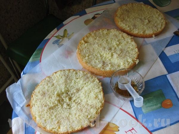 """Торт """"Янтарный"""" Автор hellena на сайте myrel - 3"""