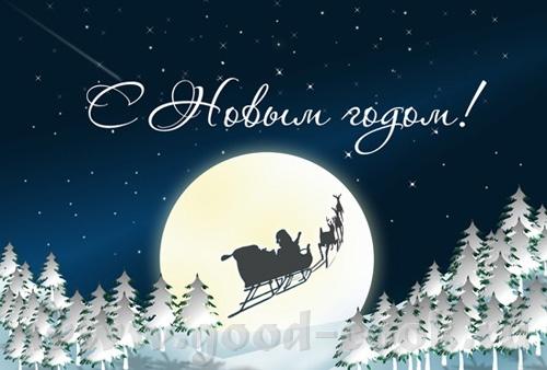 Натулечка, поздравляю тебя и твою семью с Новым годом