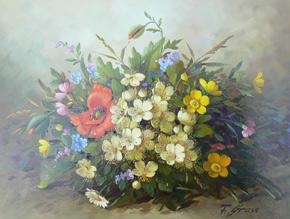 Хочу поделиться с вами нашла картины немецких художников, может быть вы уже видели но красоты лишне... - 4