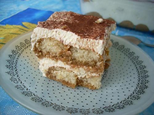 лёгкая модификация вкуса и приготовления классического тирамису: вместо готовых печений бисквит над...