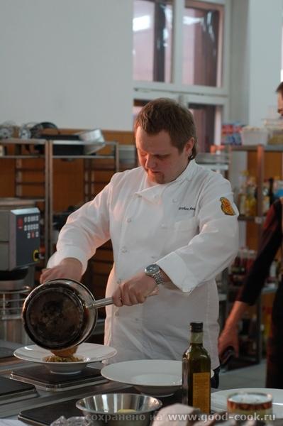 """Сегодня был третий и заключительный день курса """"Итальянская кухня"""" в Ask the Chef"""