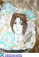 торт для близняшек розовые кроссовки торт поляна сказок торт Саске из Наруто №1 тортСаске из Наруто... - 7